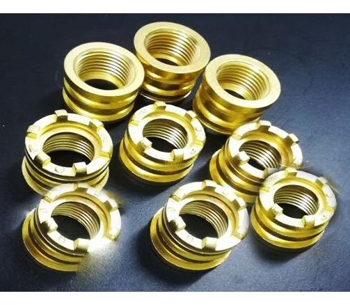铜件抛光钝化处理